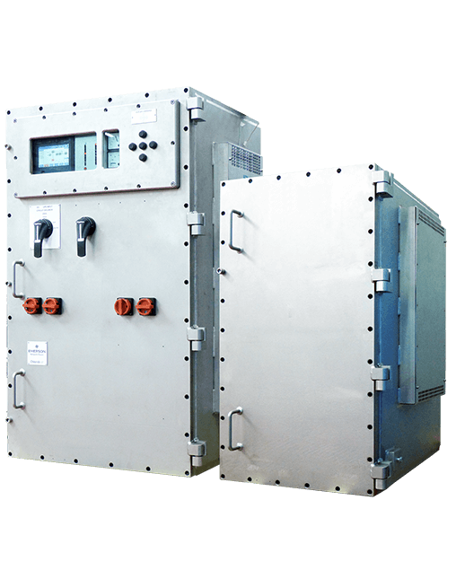 JG Blackmon & Associates Chloride XP-90Z Increased Safety AC UPS System