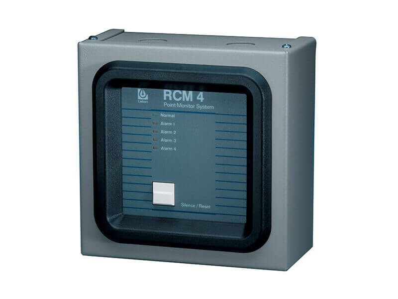 JG Blackmon & Associates Liebert RCM4 Contact Closure Alarm Panel